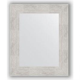 Зеркало в багетной раме Evoform Definite 43x53 см, серебреный дождь 70 мм (BY 3016)