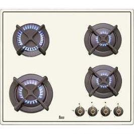 Газовая варочная панель Teka ER 60 4G AI AL CI White Cream