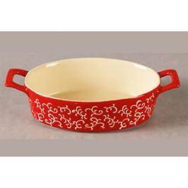 Форма для запекания овальная  30х16х7см Appetite красная (YR100037Q-11.5)