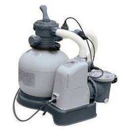 Хлоргенератор Intex 28680 (система морской воды с песочным фильтр-насосом 10000л/ч для бассейна до 56.8м3)