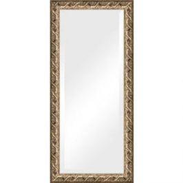 Зеркало с фацетом в багетной раме поворотное Evoform Exclusive 76x166 см, фреска 84 мм (BY 1309)
