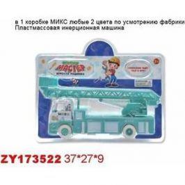 Машинка Zhorya инерционная кран (Х75169)