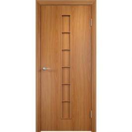 Дверь VERDA Тип С-12(г) глухая 1900х550 МДФ финиш-пленка Миланский орех