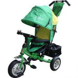 Трехколесный велосипед Lexus Trike Next Pro (MS-0521) зеленый