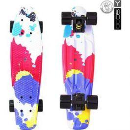 RT 401G-Sp Скейтборд Fishskateboard Print 22