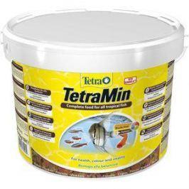 Корм Tetra TetraMin Flakes Complete Food for All Tropical Fish хлопья для всех видов тропических рыб 10л (769939)