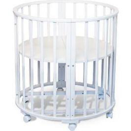 Кроватка Sweet Baby Delizia Avorio (Слоновая кость) без маятника (383063)