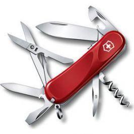 Нож перочинный Victorinox Evolution S14 2.3903.SE (85мм, 14 функций, красный)