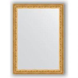 Зеркало в багетной раме поворотное Evoform Definite 52x72 см, сусальное золото 47 мм (BY 0793)
