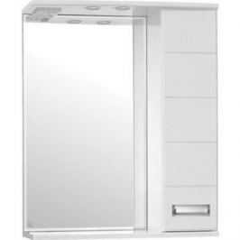 Зеркальный шкаф Style line Ирис 65 со светом (2000948995435)