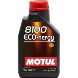 Моторное масло MOTUL 8100 Eco-nergy 0w-30 1 л