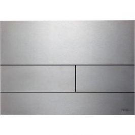 Панель смыва TECE TECEsquare (9240830) металлическая, нержавеющая сталь