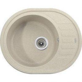 Кухонная мойка Kaiser Granit 62x50x22 песочный мрамор Sand Beige (KGMO-6250-SB)