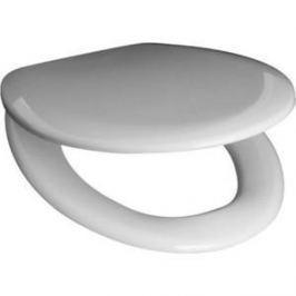 Сиденье для унитаза Roca Mateo полипропиленовое сиденье с крышкой для унитаза, металл. крепеж. (ZRU9302815)