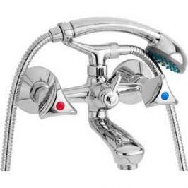 Смеситель для ванны Mofem Metal plus резина (141-0058-02)