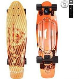 RT 402H-O Скейтборд Big Fishskateboard metallic 27