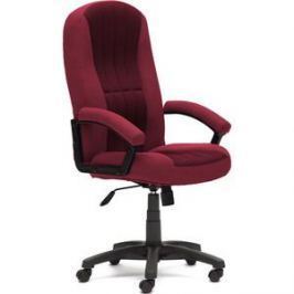 Кресло TetChair СН888 ткань/сетка бордо/бордо 2604/13