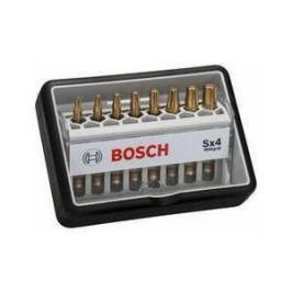 Набор бит Bosch х49мм 8шт Sx Max Grip Robust Line (2.607.002.573)