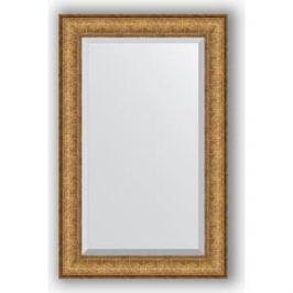 Зеркало с фацетом в багетной раме поворотное Evoform Exclusive 54x84 см, медный эльдорадо 73 мм (BY 1233)