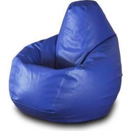 Кресло-мешок Груша Пазитифчик Бмэ5 синий