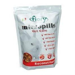 Корм Fiory Micropills Vet Care Reconstituent Dwarf Rabbits для карликовых кроликов 850г