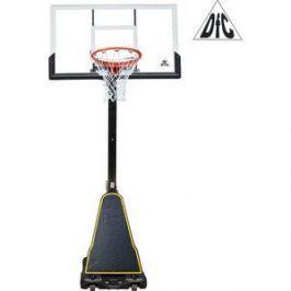 Баскетбольная мобильная стойка DFC STAND50P 127x80 см поликарбонат