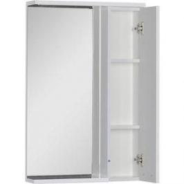 Зеркальный шкаф Aquanet Доминика 55 LED цвет бел (171079)