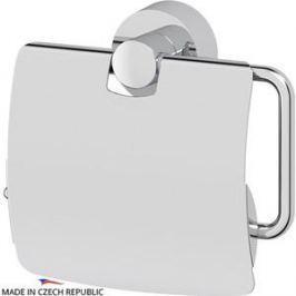 Держатель туалетной бумаги с крышкой FBS Nostalgy хром (NOS 055)