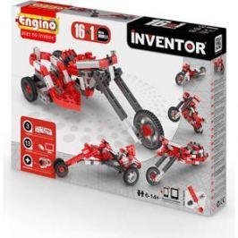 Конструктор Engino Inventor Мотоциклы - 16 моделей (PB42)