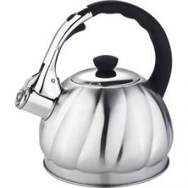 Чайник 2.0 л со свистком Bekker Premium (BK-S604)