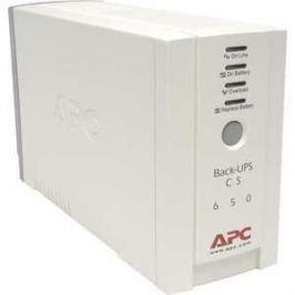 ИБП APC Back-UPS CS 650VA/400W (BK650EI)