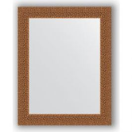 Зеркало в багетной раме Evoform Definite 38x48 см, мозаика медь 46 мм (BY 3003)