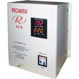 Стабилизатор напряжения Ресанта АСН-8 000 Н/1-Ц Lux