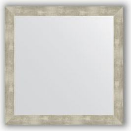 Зеркало в багетной раме Evoform Definite 74x74 см, алюминий 61 мм (BY 3236)