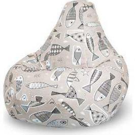 Кресло-мешок Пуфофф Fish XL