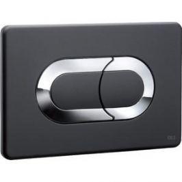 Клавиша пневматическая OLI Salina (640097) черный/хром