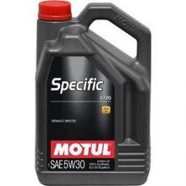 Моторное масло MOTUL Specific 0720 5W-30 5 л