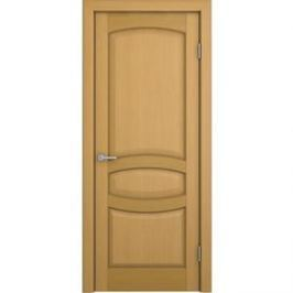 Дверь VERDA Сиена глухая 1900х550 шпон Дуб