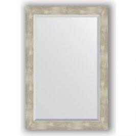 Зеркало с фацетом в багетной раме поворотное Evoform Exclusive 61x91 см, алюминий 61 мм (BY 1179)