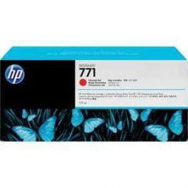 Картридж HP 771C красный (B6Y08A)
