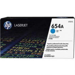 Kартридж HP №654A Cyan (CF331A)