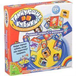 Bondibon Настольная игра Танцующие кубики (ВВ1818)
