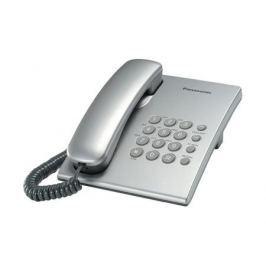 аппарат телефонный PANASONIC KX-TS2350RUS сереб.