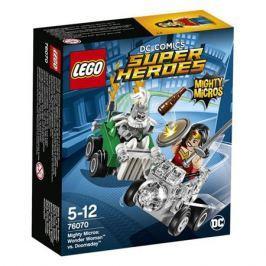 конструктор LEGO Супер Герои Mighty Micros: Чудо-женщина против Думсдэя