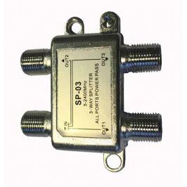 делитель ТВ LINCOM SP-03 2 входа-2 выхода