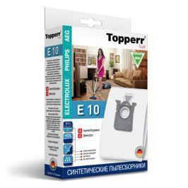 пылесборники TOPPERR Е 10 3,3л Aeg, Bork, Electrolux, Philips