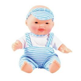 кукла DollyToy Пупс Малыш на прогулке 14см