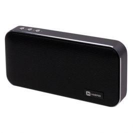 акустика портативная HARPER PSPB-200 BLACK от батар./USB/Bluetooth