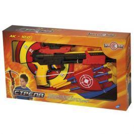 арбалет игрушечный Стрела АК-10 45см пластмасса