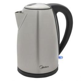 чайник MIDEA МК-8034 2200Вт 1,7л металл сереб.